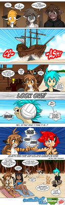Twokinds filler by freelancemanga