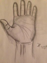 Hand by Nellybelly145