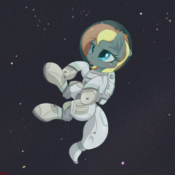 Lost in space by orang111