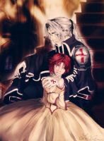 Albion Reunion + Trinity Blood by cafe-lalonde