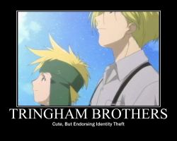Tringham Brothers Motivational by Chika1345