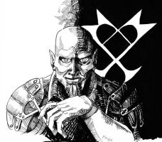 KH Style Play 3 - Xehanort by LynxGriffin