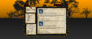 ClanPage - FarCry 2 by 3ric-Design