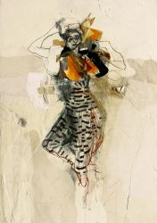 Hommage to Toulouse-Lautrec II by uterathmann