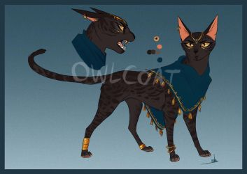 Warrior Cat Adoptable [CLOSED] by OwlCoat
