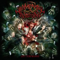 TORMENTED VISION CD cover by stan-w-d