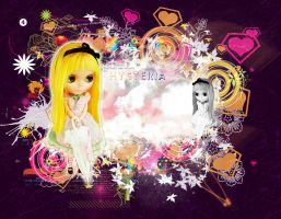 blythe dolls are so pretty by depairfactor
