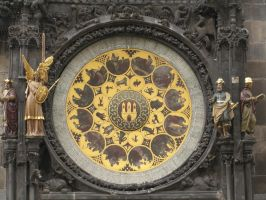 Astronomical Clock Tower 3 by ErinM2000