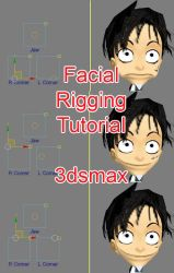 3D Facial Rigging Tut by Athey by 3d-studio-max
