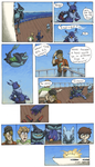 TDA Sparring Event PG 2 by KelpGull