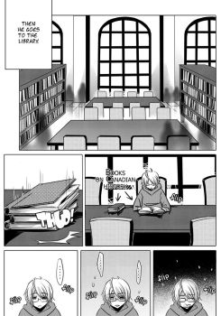 It's Kind of a Funny Story - Page 27 by Hetalia-Canada-DJ