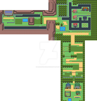 [Uncompleted] Kanto Full Map by rainingmens