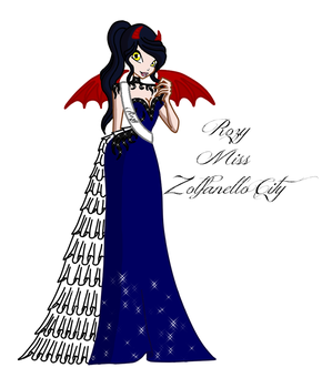 Contest - Rozy Miss Zolfanello City by Rozy10