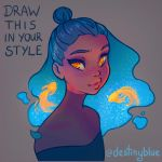 Draw This In Your Style! by DestinyBlue
