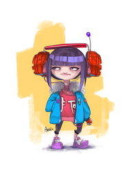 Yesnomaybe - Kid 01 by Aierz