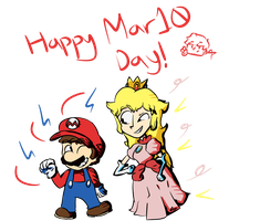 Mar10 Day (+Peach) by 4zumarill