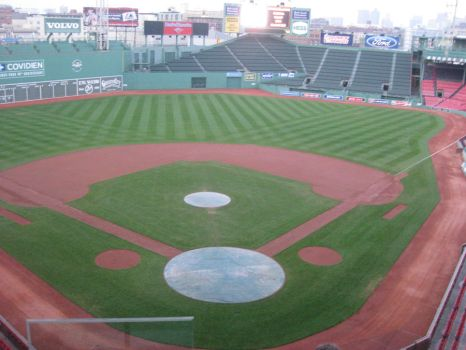 Fenway Park by AHumrich92