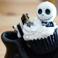 Jack Cupcake Necklace The Sequ by AndyGlamasaurus