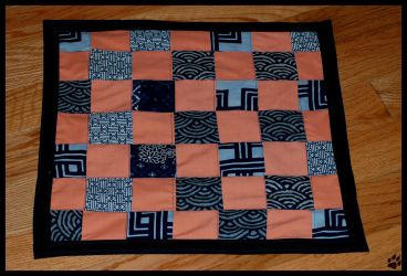 Sewing - Quilt Squares by MauserGirl