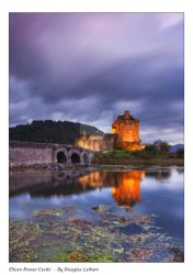 Eilean Donan Castle by DL-Photography