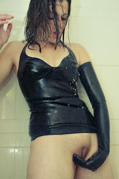 WET LATEX by alan1828