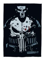 PUNISHER by future-parker