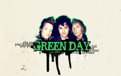 X-Kid/Green Day Wallpaper by Darkness-Matters