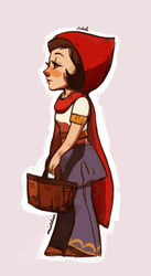 lil red by mistdeer