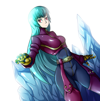 Kula Diamond by RainDante