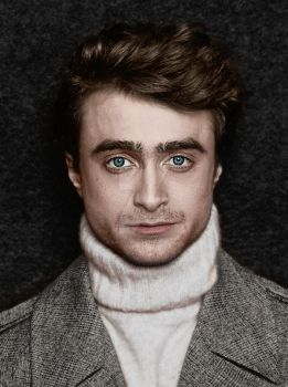 Dan Colorized by marcielucas
