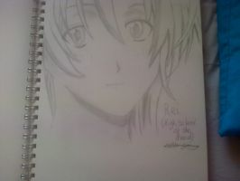 Rei (high school of the dead) by epicbubble7