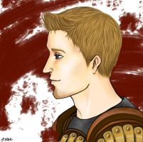 Alistair by shwamantha