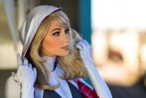 Haus_Play as Spider-Gwen by jeffjenkinsphoto
