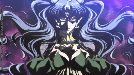 SAILOR MOON CRYSTAL - Queen Neherenia