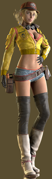 Cindy Aurum by Yare-Yare-Dong