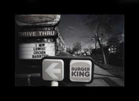 Drive Thru. by fablehill
