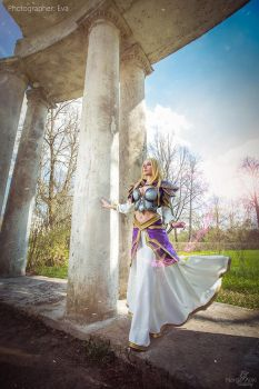 Lady Jaina Proudmoore by Narga-Lifestream
