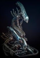 Alien Pile by sivousplay