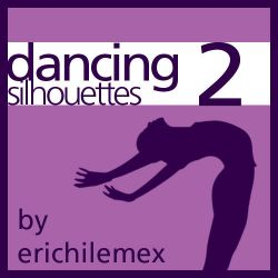 Dancing silhouettes 2 by erichilemex