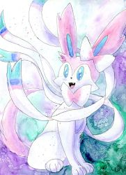 Sylveon by TheMossGuardian