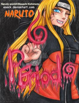 Naruto: Period by Enock