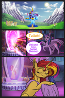 Search for Twilight: Page 1 by alorix