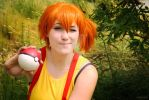 Misty - Pokemon p.1 by Catulus-Cosplay
