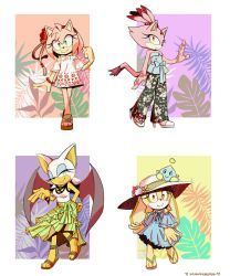 Tropic Casuals by VisionsKeeper