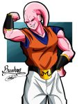 Commission: Buuhan by TheWickedBeast