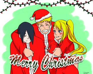 ~~Merry Christmas! 30.12.18~~ by Tomachi-chan