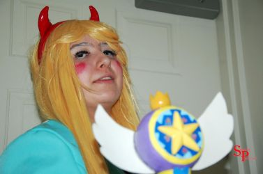 Star Butterfly (3) by Shecktor-Photography