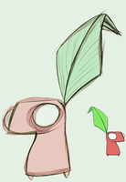 Pikmin by Juandfr