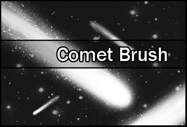 Comet brush by Faeth-design