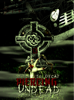 Piercing Undead Book Cover by VelmaGiggleWink